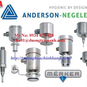 cảm biến nhiệt độ Anderson-Negele,đồng hồ đo lưu lượng Anderson-Negele,cảm biến áp suất Anderson-Negele,cảm biến từ Anderson-Negele