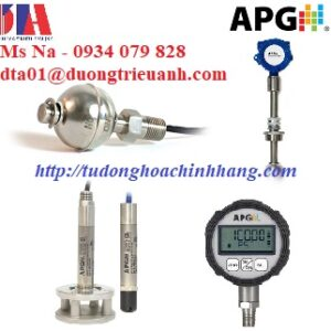 APG sensor Vietnam,cam bien ap suat APG,cam bien do muc APG,dau do APG,APG chinh hang tai Vietnam,