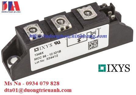 chinh luu IXYS-MCC56-12IO1B,thiết bị điện IXYS,bán dẫn IXYS,thyristor diode IXYS,module IXYS,
