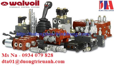 walvoil monoblock valve Vietnam,van thuy luc Walvoil,van dieu khien huong Walvoil,Walvoil chinh hang Vietnam,bom Walvoil,