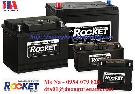 dai ly ac quy Rocket chinh hang,Rocket battery Vietnam,ac quy Rocket,