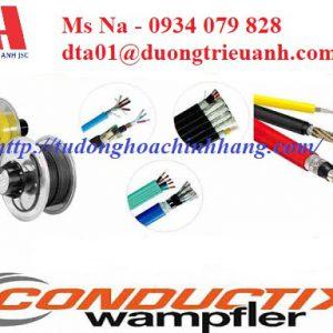 cap cong nghiep,dai ly Conductix-Wampfler, cáp công nghiệp Conductix-Wampflercung cấp đầy đủ các thanh dẫn, cuộn cáp, cuộn dây, cuộn dây điều khiển động cơ, vòng trượt, lễ hội cáp