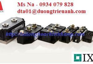 IXYS Modules Vietnam,di-ot IXYS,chinh luu ban dan IXYS,IXYS chinh hang,IXYS Vietnam,