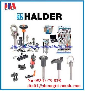 phu tung cong nghiep Halder,kep xoay Halder,phu tung tieu chuan Halder,Halder vietnam,dung cu cam tay Halder